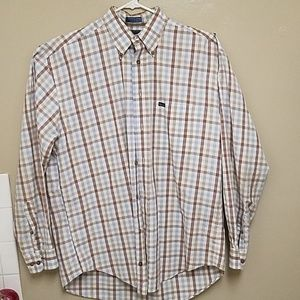 Faconnable dress shirt, made in U.S.A.